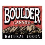 Brand - Boulder canyon