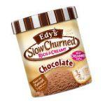 Edy's -  Slow Churned Light Chocolate Ice Cream 0004154873886