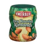 Emerald -  Nuts Dry Roasted Almonds Canisters 0010300336495