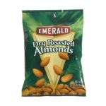 Emerald -  Emerald Nuts Dry Roasted Almonds 0010300346814