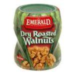 Emerald -  Dry Roasted Walnuts 0010300837497