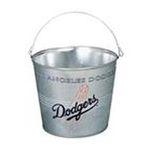 Wincraft -  Los Angeles Dodgers 5 Quart Galvanized Pail 0010943993161