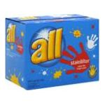 All -  Laundry Detergent 0011111197466
