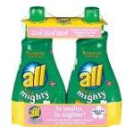 All -  Laundry Detergent 0011111222762