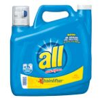 All -  Laundry Detergent 0011111291232