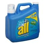 All -  Laundry Detergent 0011111291256