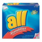 All -  Laundry Detergent 0011111350434