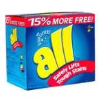 All -  Laundry Detergent 0011111351462