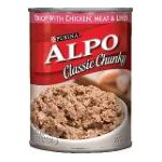 Alpo - Dog Food - Chunky Trio With Chicken Meat & Liver | 13.20 oz 0011132000363  / UPC 011132000363