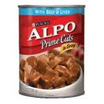 Alpo - Beef And Liver 0011132003616  / UPC 011132003616