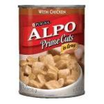 Alpo - Dog Food Prime Cuts In Gravy With Chicken 0011132003623  / UPC 011132003623