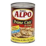 Alpo - Chicken & Rice 0011132070359  / UPC 011132070359