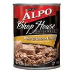 Alpo - Dog Food Chop House Originals Roasted Chicken 0011132108601  / UPC 011132108601