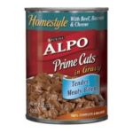 Alpo - Dog Food Prime Cuts Beef & Bacon & Cheese 0011132125165  / UPC 011132125165
