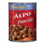 Alpo - Dog Food In Gravy With Beef 0011132125523  / UPC 011132125523