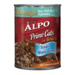 Alpo - Dog Food Prime Cut Beef Stew 0011132125615  / UPC 011132125615
