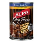 Alpo - Chop House Canned Dog Food T-bone Steak Flavor In Gourmet Flavor 0011132135997  / UPC 011132135997