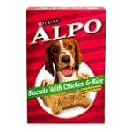 Alpo -  Healthy Snacks With Real Chicken & Rice 0011132589424
