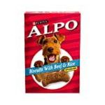 Alpo - Healthy Snacks With Real Beef & Rice 0011132589868  / UPC 011132589868