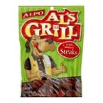 Alpo - Steak-shaped Treats 0011132932459  / UPC 011132932459
