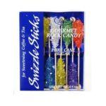 Dryden & Palmer -  D&p Swizzle Stix Assorted Colors 10 Piece Box 0011167032001