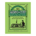 Edward & Sons -  Miso-cup Soup With Seaweed 2-serving Envelopes 0011206300979