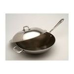All Clad -  All-Clad Tri-Ply Stainless Steel 4 qt. Chefs Pan w/Lid (4412) 0011644502461