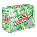 Mountain Dew - Diet Soda 0012000001697  / UPC 012000001697