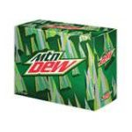 Mountain Dew - Of Cans 0012000002250  / UPC 012000002250