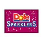 Dole - Sparklers Orange Tangerine 0012000007422  / UPC 012000007422