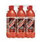 Mountain Dew - Code Red Soda 0012000008740  / UPC 012000008740