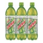 Mountain Dew - Soda Diet 0012000009020  / UPC 012000009020