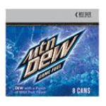 Mountain Dew - Soda Game Fuel World Of Warcraft Wild Fruit 0012000014284  / UPC 012000014284