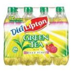 Lipton - Green Tea Diet With Mixed Berries 0012000017117  / UPC 012000017117