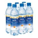 Aquafina - Flavored Water Beverage Peach Mango 0012000021275  / UPC 012000021275