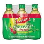 Lipton - Green Tea 0012000032806  / UPC 012000032806
