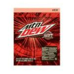 Mountain Dew - Code Red Soda 0012000101472  / UPC 012000101472