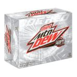 Mountain Dew - Diet Code Red Soda 0012000101762  / UPC 012000101762