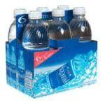 Aquafina -  Drinking Water 6 - 1 liter bottle 0012000202094