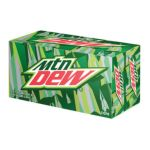 Mountain Dew - Soda 0012000204142  / UPC 012000204142