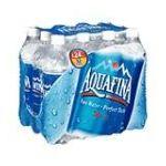 Aquafina -  Drinking Water -  Water 0012000204463