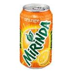 Mirinda - Soda Orange 0012000805370  / UPC 012000805370