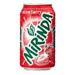 Mirinda - Soda Strawberry 0012000807091  / UPC 012000807091