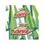 Mountain Dew - Diet Caffeine Free Of Cans 0012000810053  / UPC 012000810053