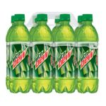 Mountain Dew - Soda 0.5 L 0012000813627  / UPC 012000813627