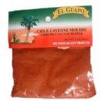 El Guapo -  Cayenne Powder Mexican Spice 0012201101011