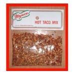 El Guapo -  Hot Taco Spice Mix Mexican Taco Seasoning 0012354042933