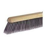 Weiler -  Weiler 804-42002 24 Inch Fine Sweep Floor Brush Blach Horsehair 0012382420024