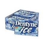 Dentyne -  Dentyne Ice&reg Peppermint Gum, 12 Pieces per Pack, 12 Packs per Box (CDB30020) 0012546300209