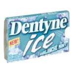 Dentyne -  Gum Sugarless Avalanche Mint 12 piece 0012546302937